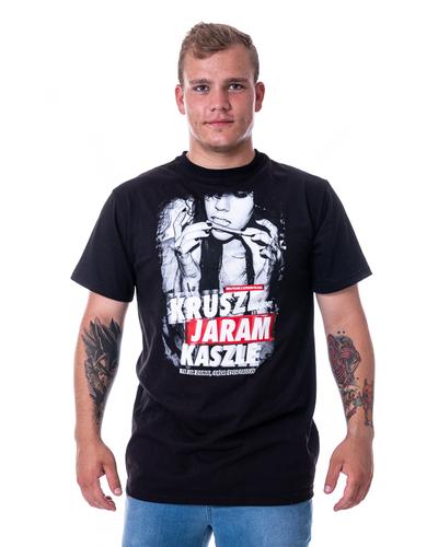 Koszulka 3maj Fason Krusze Czarna